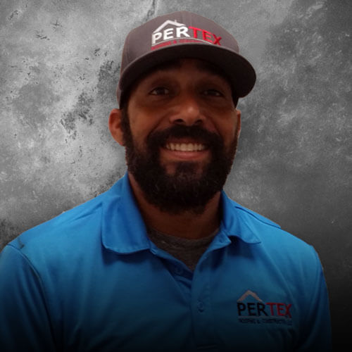 Kevin English Pertex Roofing Production Manager North Texas