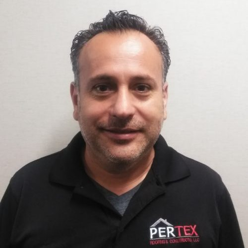 Ed Pertex Roofing Production Manager North Texas